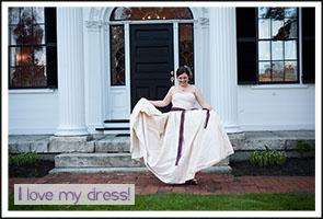 Handmade Wedding: The Dress Part III
