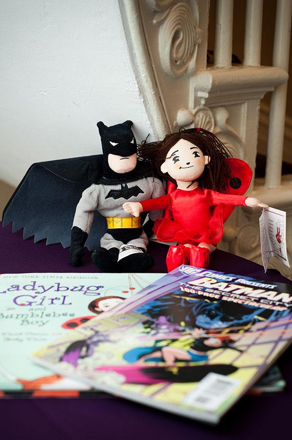 Handmade Wedding: Every Superhero Needs a Sidekick