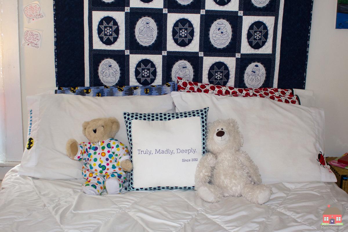 handmade valentines meek manor valentine pillow cases bedroo