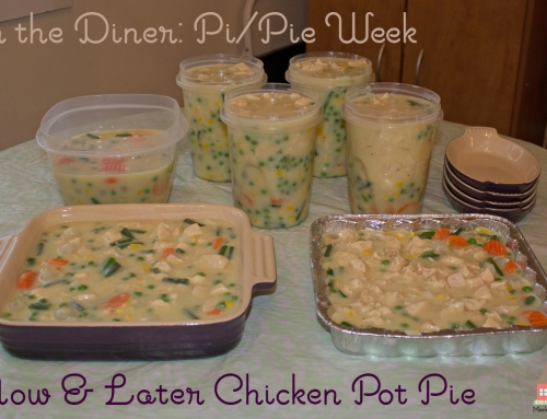 Pi/Pie Week: Now & Later Chicken Pot Pie