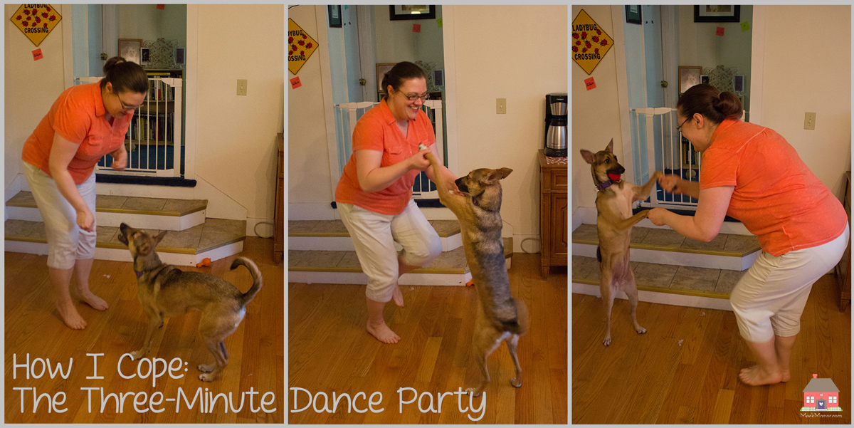 Three Minute Dance Party