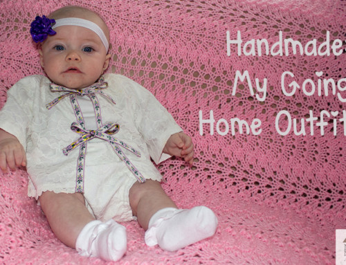 Handmade: My Going Home Outfit