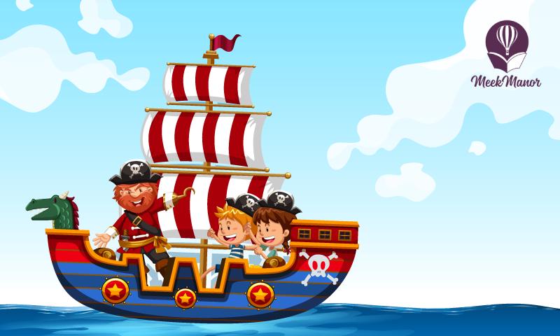 Our Ten Favorite Pirate Children's Books