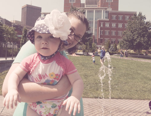 Parenting Joy: Her First Steps