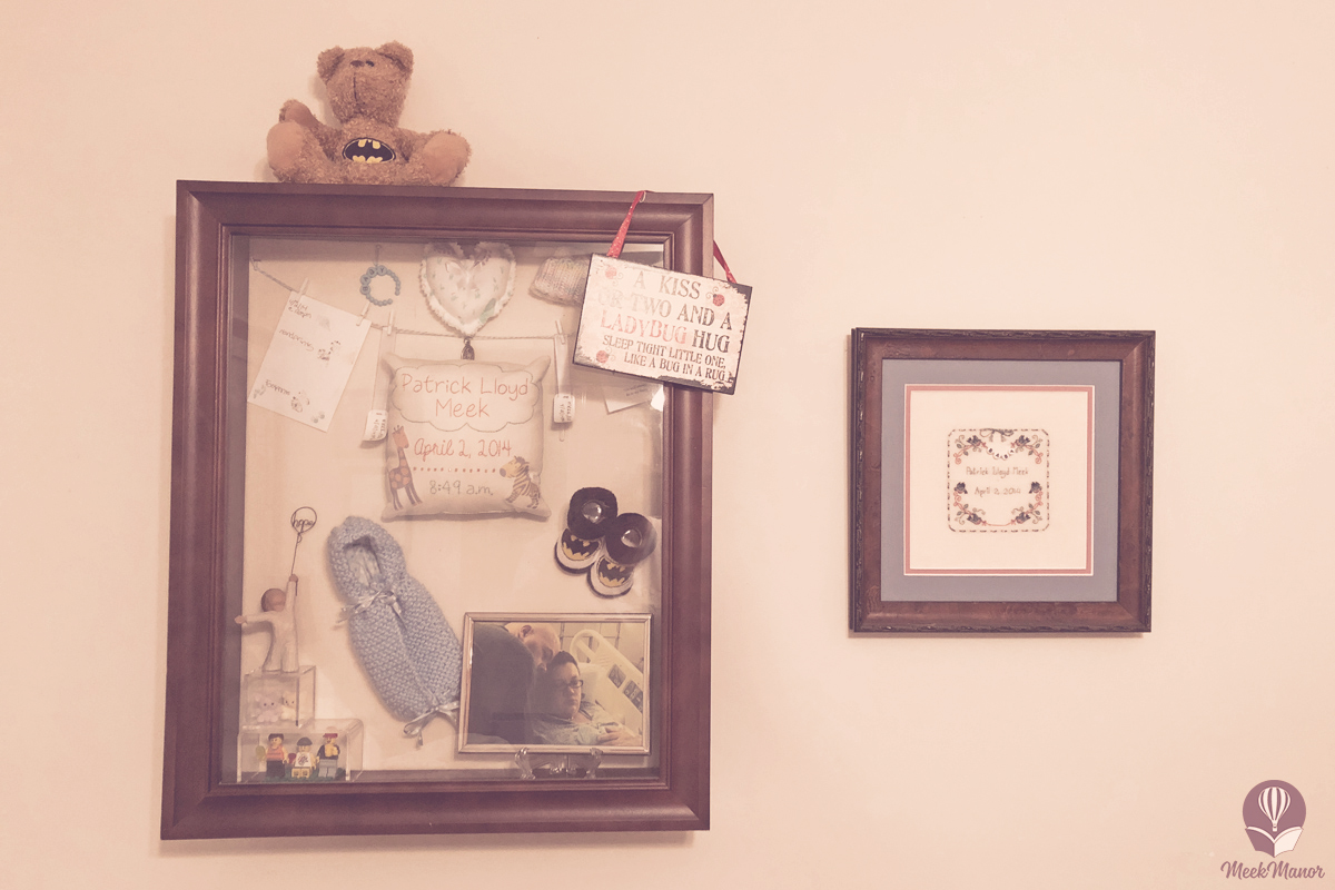 Patrick's Spot: How We Created a Space in our Home for our Child who Died